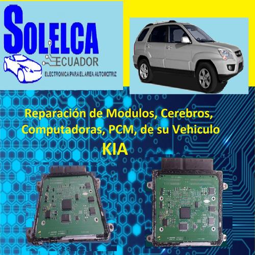 error sensor de oxigeno kia sportage,  dtc p0133, dtc p0134