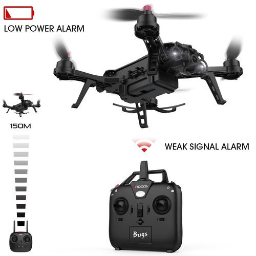 errores drocon 6 brushless racing drone 1806 1800kv motors p