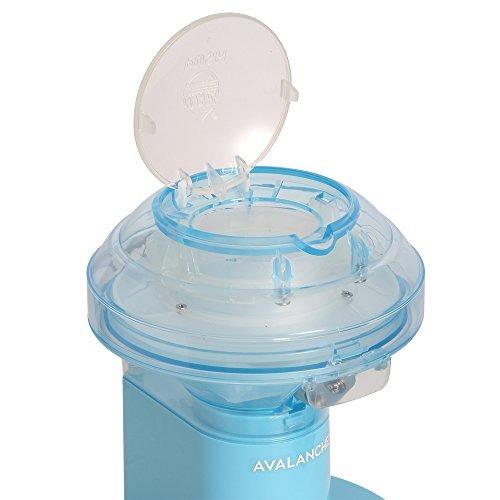 es hora de la afeitadora eléctrica de hielo avalanche de