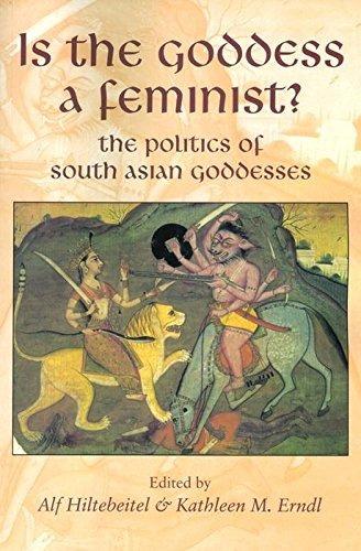 ¿es la diosa una feminista ?: la política de las diosas del