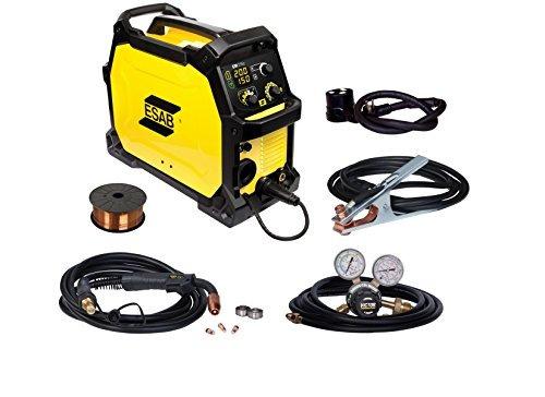 esab rebel em 215ic mig welder package 0558102346, 120/230 v