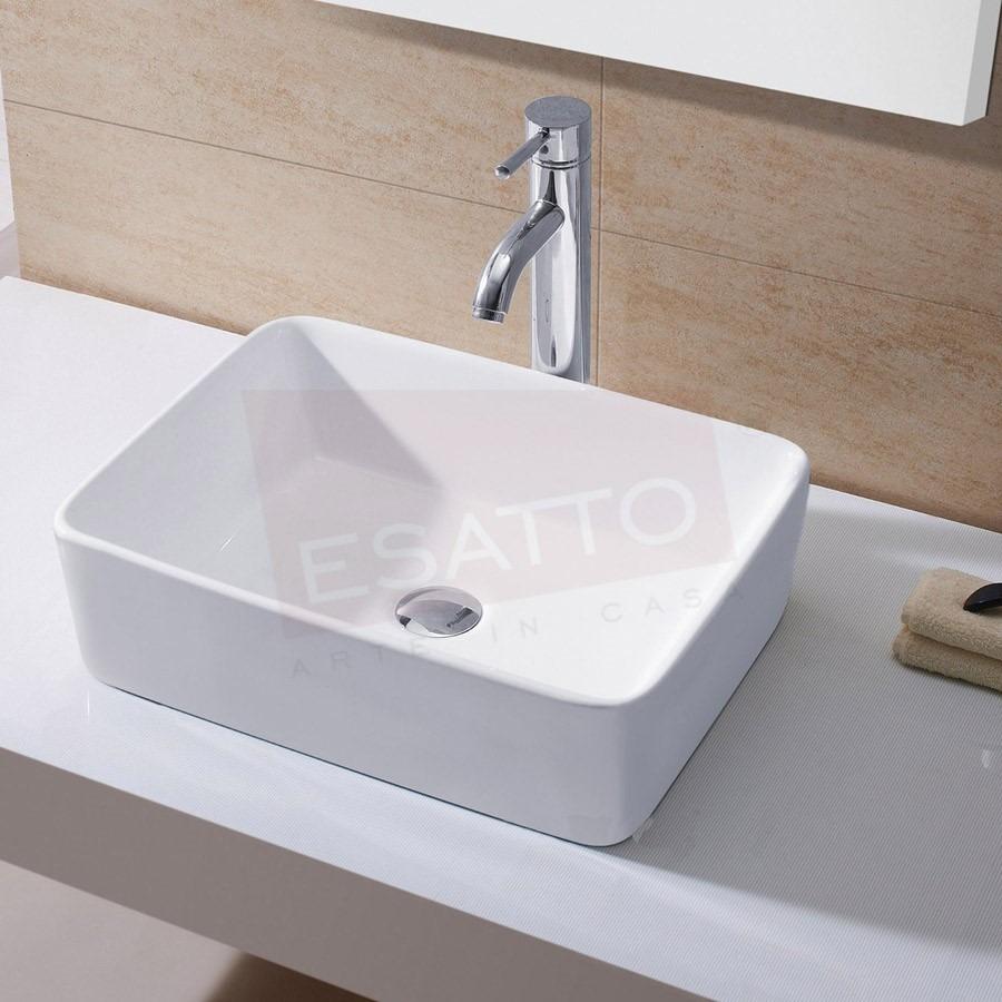 Esatto kit borde paquete ovalin lavabo llave valvula for Compra de lavabos
