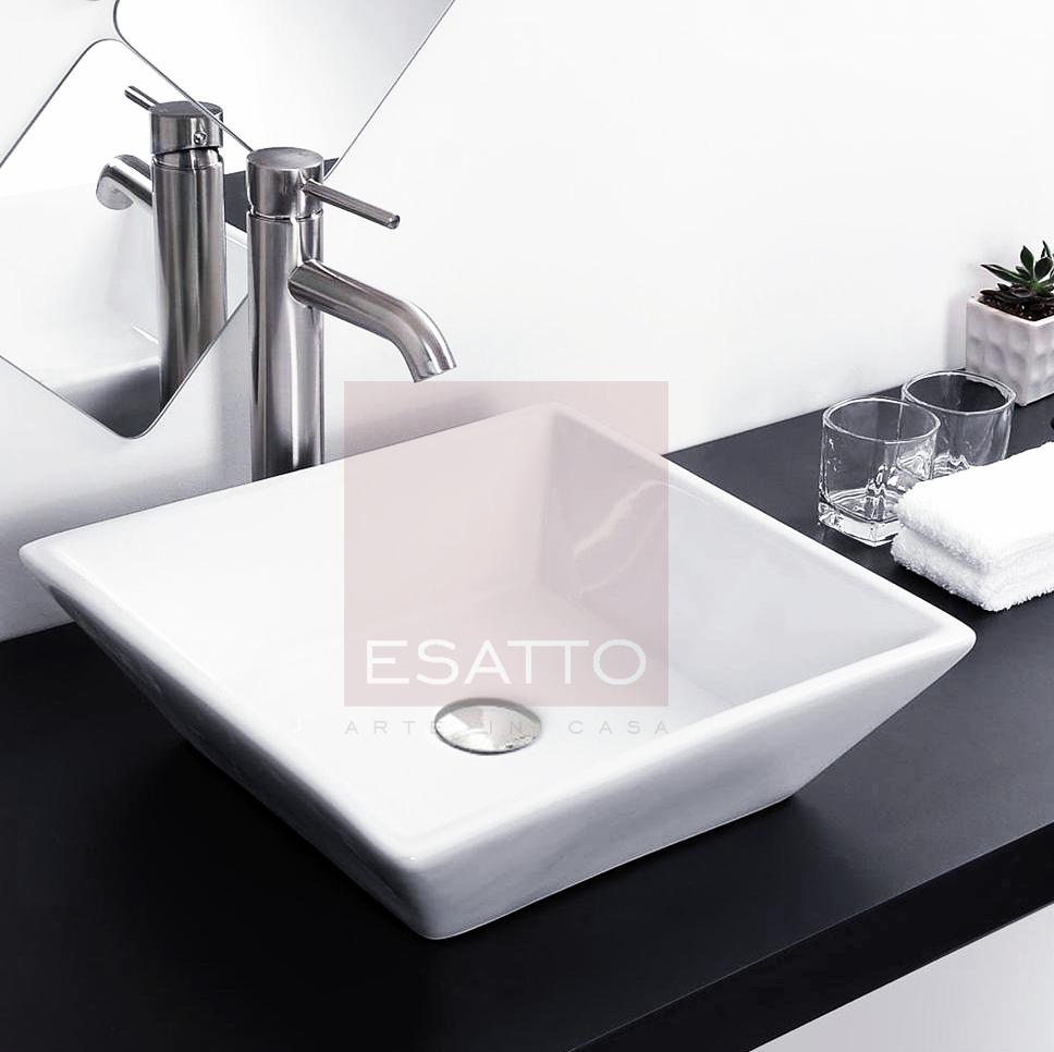 Esatto kit maya paquete de lavabo llave ba o cespol for Compra de lavabos