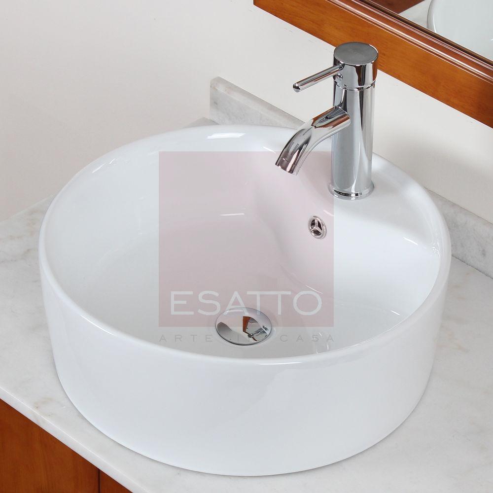 Esatto kit rond lavabo bco hueso llave cespol contra for Repuesto llave monomando