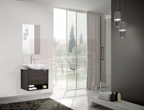esatto® mueble baño dcta stella lavabo cerámica llave céspol