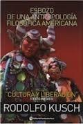 esbozo de una antropología filosófica americana - rodolfo ku