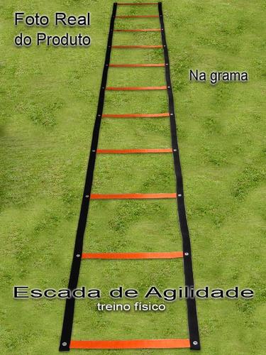escada agilidade treinamento