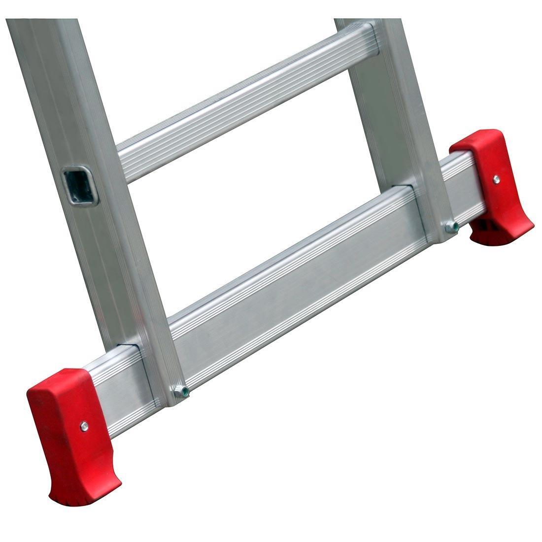 2a3e913823 Escada Articulada 4 X 4 Alumínio 4