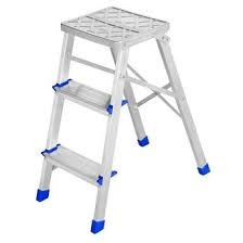 escada banqueta aluminio agata 3 degraus codte15573