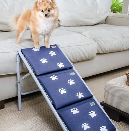 escada cachorro rampa