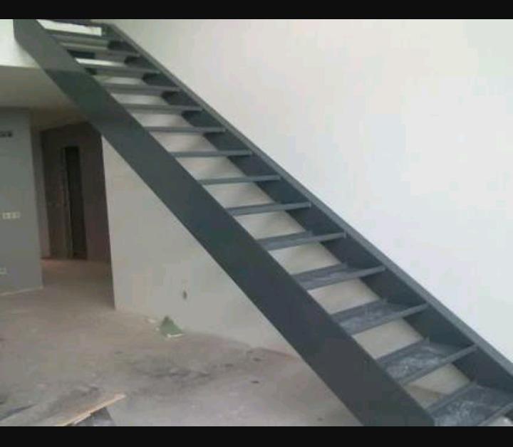 Escada caracol ferro degrau 50 so rj r em - Escalera caracol usada ...