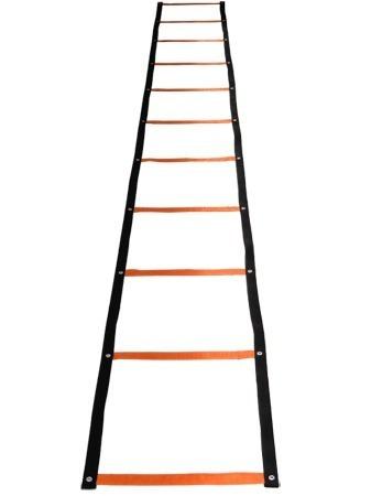 escada de agilidade +05 cones + fita de suspensão +10 chinês