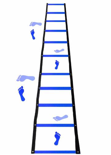escada de treino de circuito agilidade coordenacao