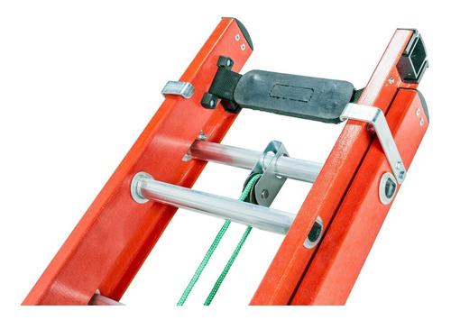 escada extensiva fibra de vidro 4.20 x 7.20 mts