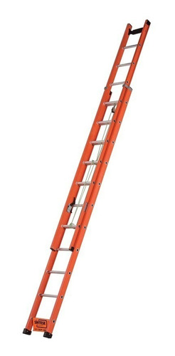 escada extensivel 7,20 mt fibra frete grátis brasil