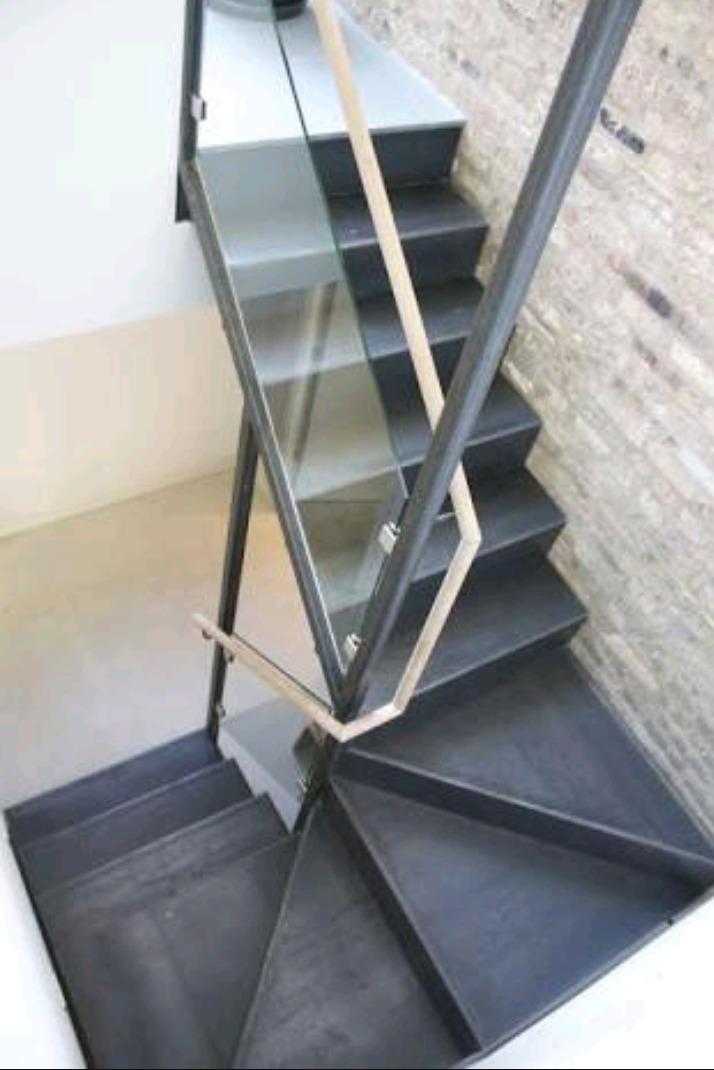 Escada Ferro L So Ferragem R 2 000 00 Em Mercado Livre