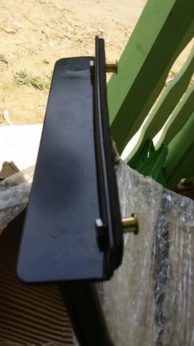 escada p/ bagageiro nissan x-terra nova na caixa