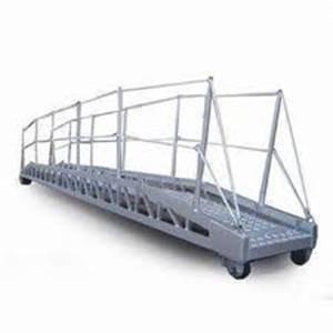 escada prancha alumínio 0,60x4mt solas/ccs gangway eurosul