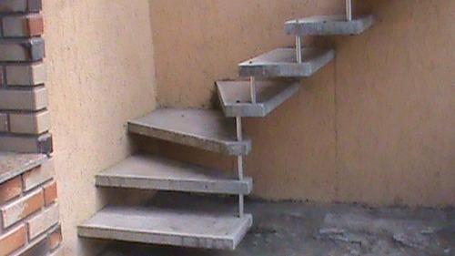 escada pré moldada do alemão  escada de concreto