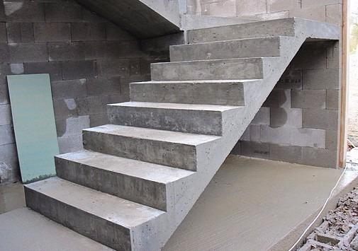 Escada Suspensa De Concreto R 3 450 00 Em Mercado Livre