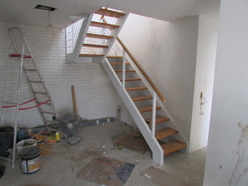 escadas de ferro sob medida
