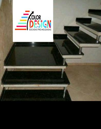 escadas e corrimões pré moldados