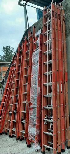 escadas extensivas de fibra