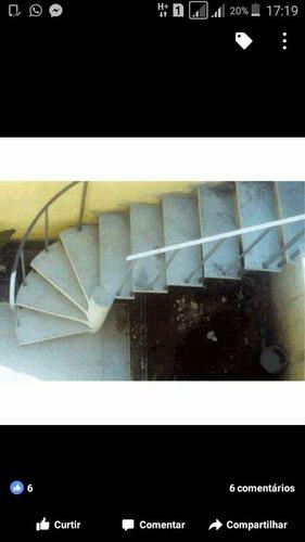 escadas pré moldadas