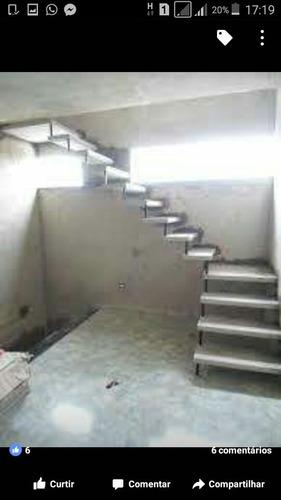 escadas pré moldadas a partir de 500 reais
