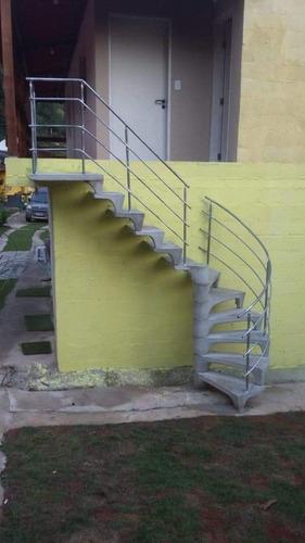 escadas pré montadas com 1 ano de garantia