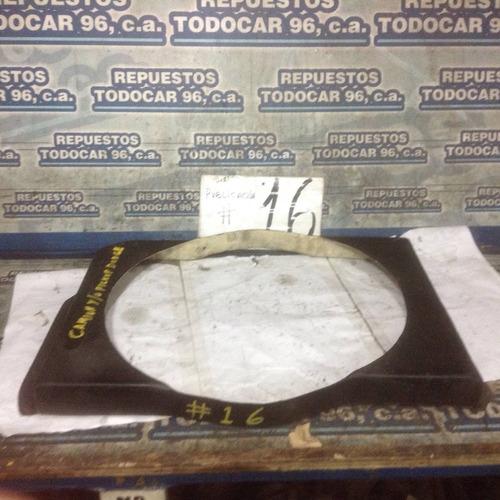 escafandra ,colector de aire dodge d100/d300 en fibra
