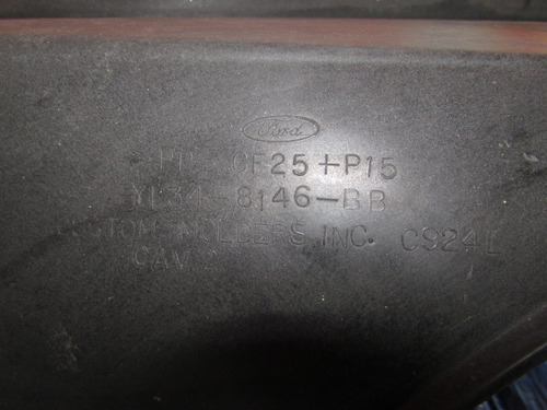 escafandra ford expedition motor 4.6l