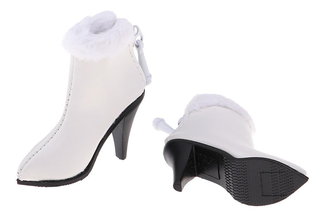 1//6 Femenino Figura de Acción Accesorio para Mujer Zapatos Tacón Alto Phicen