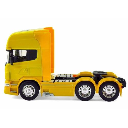 escala 1:64 miniatura caminhão