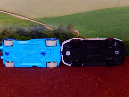 escala ho hot wheels rennen rig 2010 e porsche gt jorgetrens