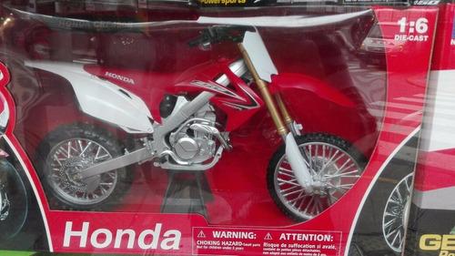 escala moto coleccion