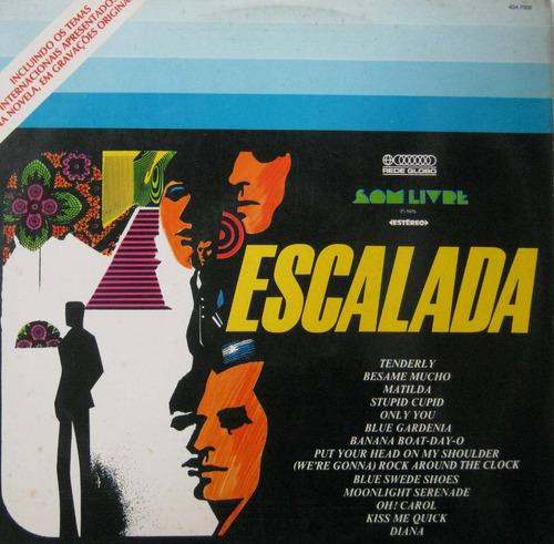 escalada lp trilha sonora novela internacional 1975