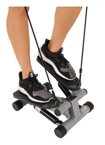 escalador con bandas de resistencia sunny health and fitness