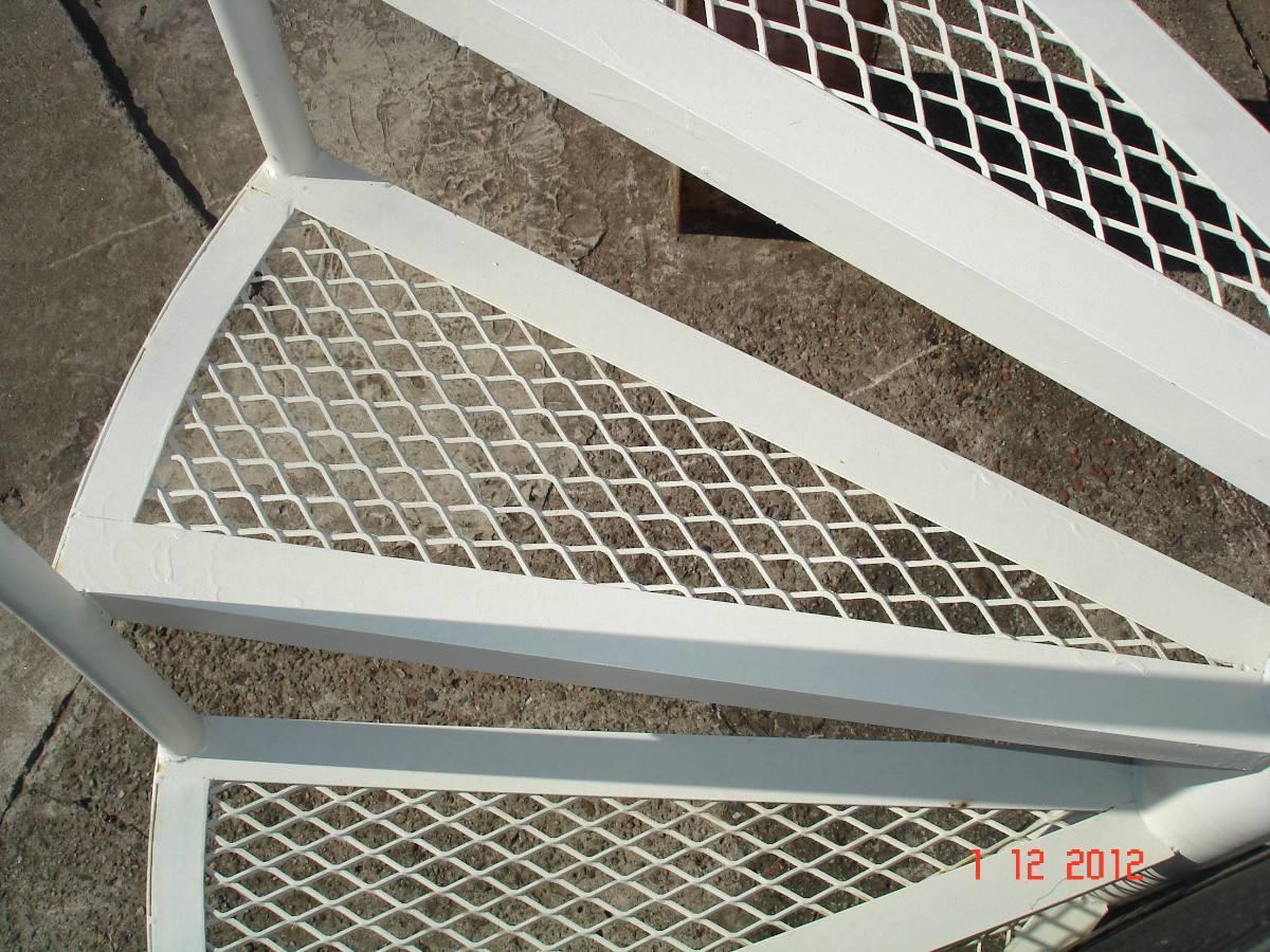 Escalera Caracol 3 Mts X 70 Cm Extra Reforzada Ciudadela - $ 18.000 ...