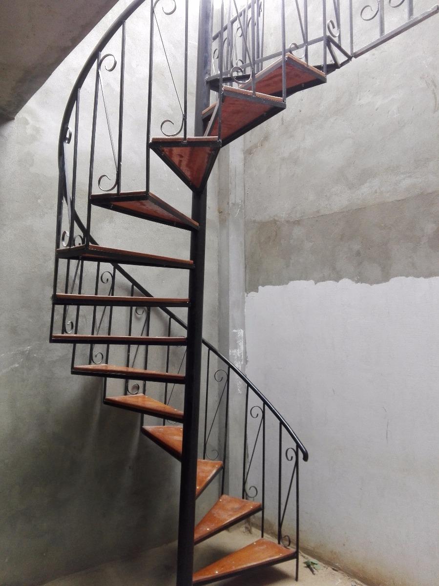 Escaleras Semi Caracol. Colorida Escalera De Caracol With Escaleras ...
