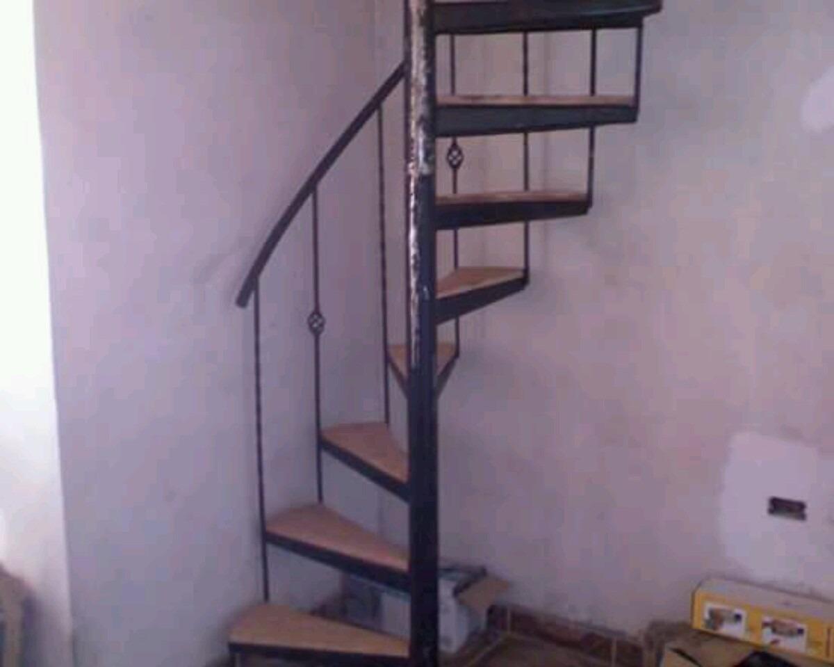 Moderno hacer escalera de hierro imagen ideas de for Como hacer una escalera de hierro recta