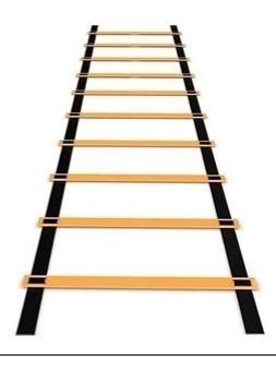 escalera coordinacion fitness