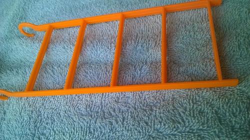 escalera de 7cm x 17.5cm para jaula de pájaro como accesorio