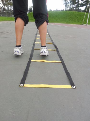 escalera de agilidad funcional  4 metros