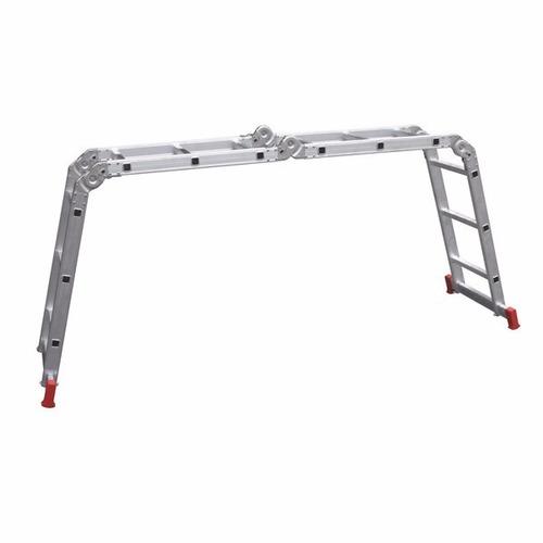 escalera de aluminio 4 x 4 botafogo (esc0293)