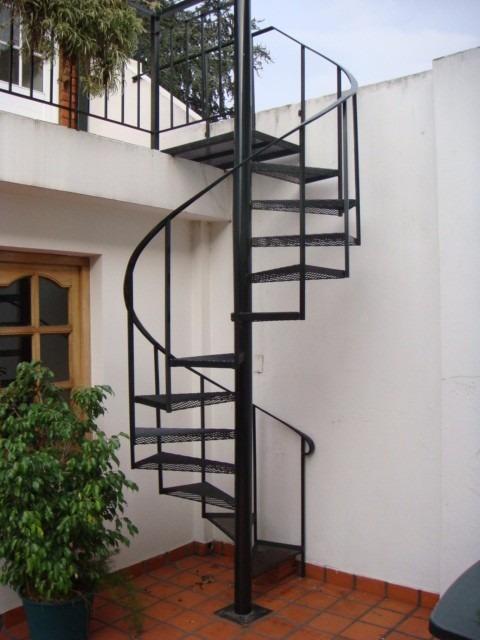 Escalera de caracol 4 en mercado libre - Medidas escaleras de caracol ...