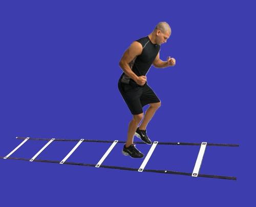 escalera de coordinación para entrenamiento deportivo