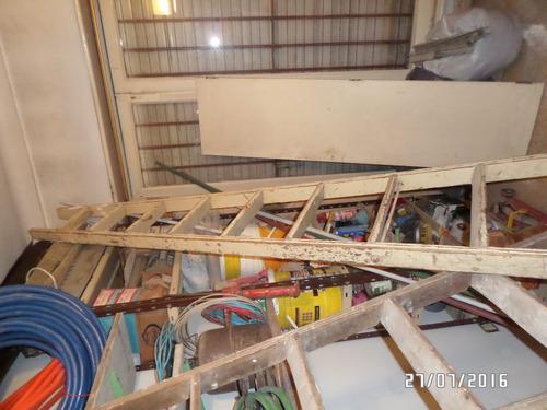 escalera de madera 11 escalones