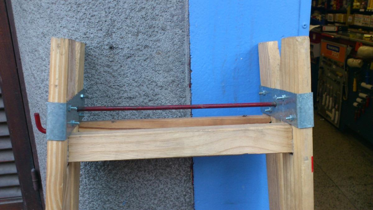 Escalera de madera de pintor 10 escalones garantia nueva - Escalera de madera de pintor ...