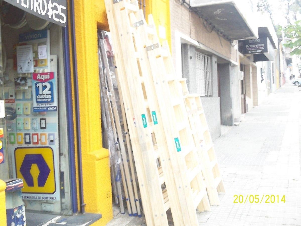Escalera de madera de pintor 4 990 00 - Escalera de madera de pintor ...